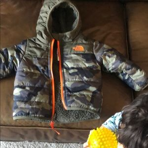 Baby North Face Jacket